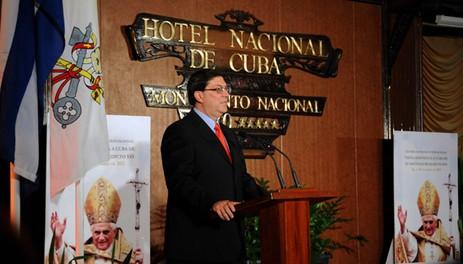 Cuba recibirá y escuchará con respeto a Benedicto XVI(+Fotos)