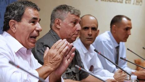 contrarrevolucionarios cubanos