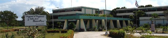 Estudiar en Cuba.  Vista-ucph