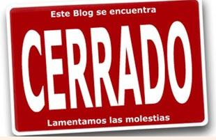 blog-cerrado