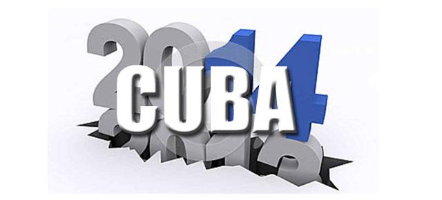Cuba para 2014