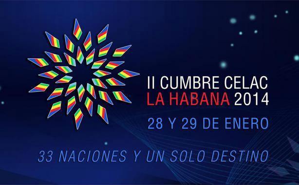 II Cumbre de la CELAC. La Habana 2014