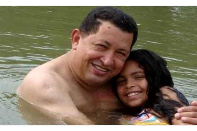 Uno de los amores de Hugo Chávez