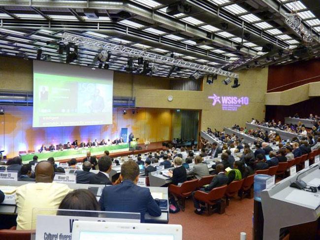 Cuba en la WSIS 2014 de Ginebra