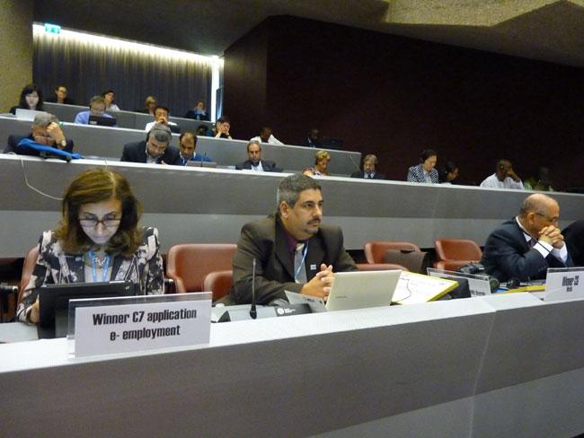 Cuba en la WSIS 2014 en Ginebra