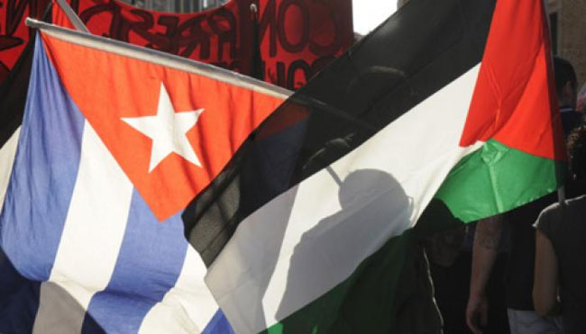 cuba-palestina