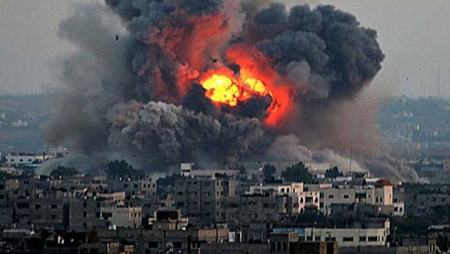 bombardeos-gaza