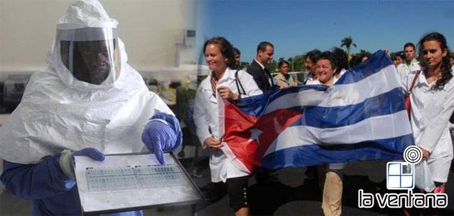 La Ventana contactará este sábado 29 de noviembre con el médico cubano Ronald Hernández Torres.