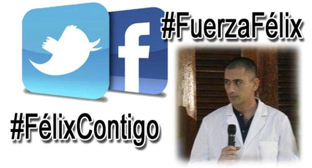 #FuerzaFelix, estamos contigo!!!