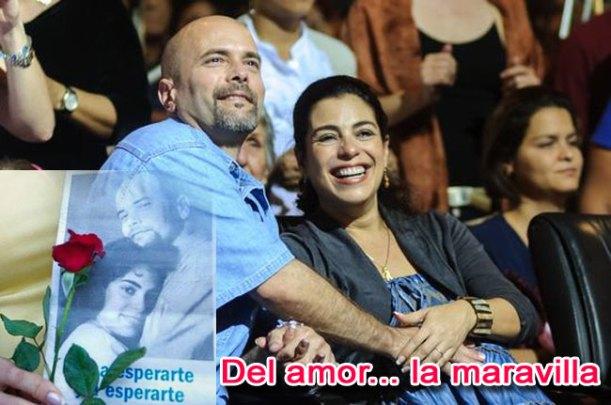 Gerardo y Adriana son padres ya después de tanta espera