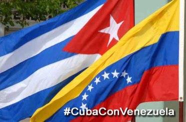 Resultado de imagen para Cuba en apoyo a Venezuela no esta sola