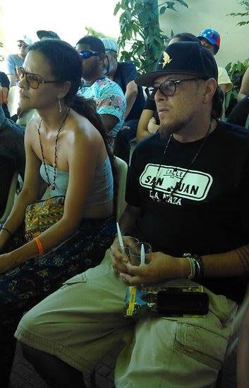 """Integrantes de """"Bomba Urbana"""". Foto: Arnaldo Vargas."""