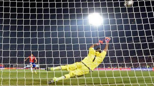 Chile se consagró campeón de la Copa América 2015. Foto tomada de ca2015.com