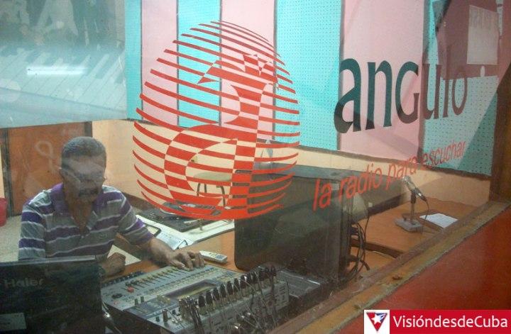 Radio Angulo celebra su 79 aniversario. de fundada. Foto: Luis Ernesto/Visión desde Cuba.