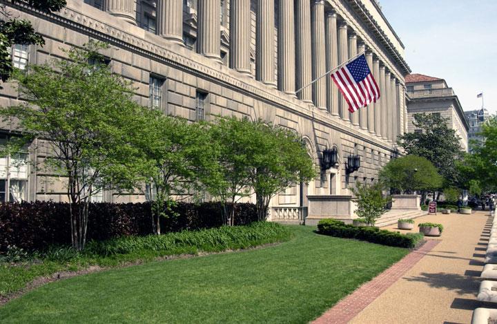 Vista del departamento de comercio de Estados Unidos. (Foto tomada de internet).