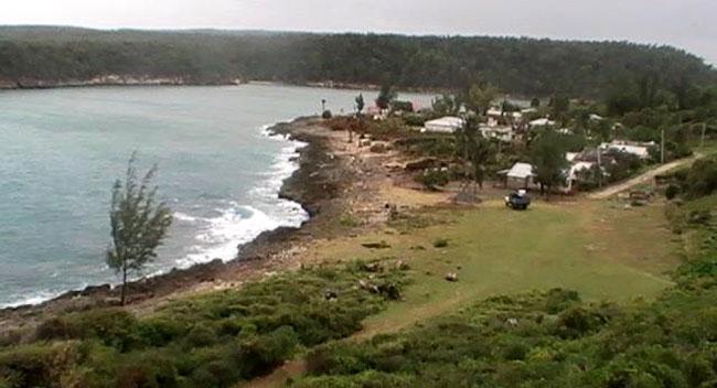 Boca de Samá tiene grabadas en la memoria de cada poblador las huellas del terrorismo.