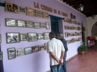 Visita a la Sede de la UNEAC en Holguín