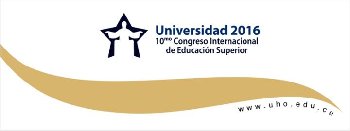 La Universidad de Holguín estará representada en Universidad 2016 con una de las delegaciones más numerosas. Diseño: Adrián Fernández Cuba.