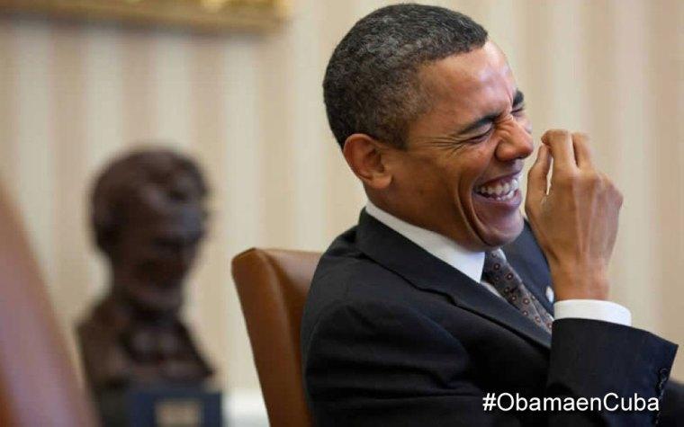 El que solo se ríe... Foto tomada de internet.