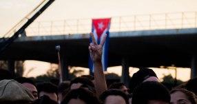 Próximo a su séptimo congreso, el partido comunista de Cuba es celoso guardián de la unidad. Foto: Alejandro Fabregas Pombo/Cubahora.
