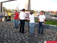 CUBA-DESFILE PRIMERO DE MAYO EN HOLGUIN