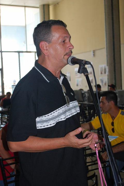 César Hidalgo interviene en Bloguerías.