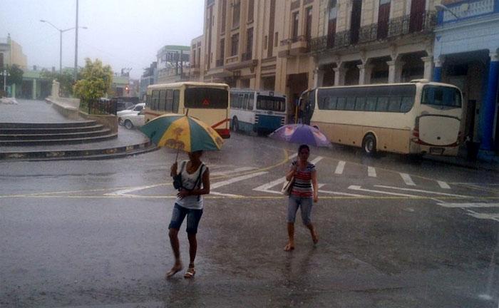 Las lluvias de mayo fueron insuficientes en medio de tanta sequía. VDC Foto/ Luis Ernesto Ruiz Martínez.