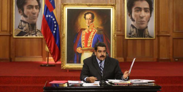 Nicolás Maduro denuncia que Venezuela es centro de agresiones de todo tipo. Foto: AVN.