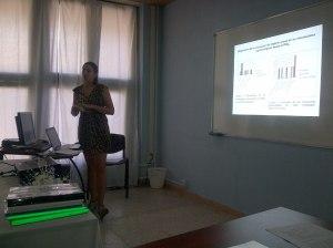 La Lic. Juana Rodríguez García presenta su análisis y propuestas sobre el PIAL en Las Tunas.