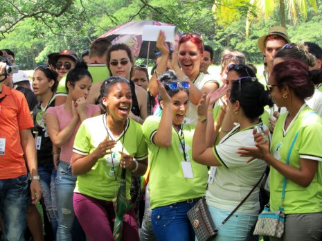 Delegación de Pinar del Río.