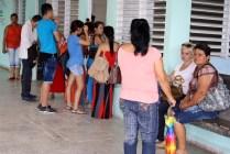 La familia participa en el proceso de matrícula para el nuevo curso escolar 2016-2017 se desarrolla en todas las sedes de la Universidad de Holguín desde el lunes 29 de agosto de 2016. UHO FOTO/Yensy Torres Oliva.
