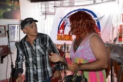 El humor presente en el Proyecto Cultural-recreativo Palabra Viva que desarrolla la UPEC en Holguín. 6 de agosto de 2016. VDC FOTO/Luis Ernesto Ruiz Martínez.