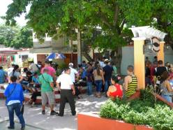 La WIFI llega a Buenaventura. Fotos: Pablo Aleaga Tamayo/Radio Juvenil.