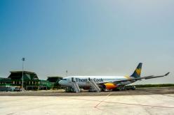Rampa del aeropuerto internacional Frank País, de la ciudad de Holguín, el 6 de septiembre de 2016, listo para operar próximamente vuelos regulares entre Cuba y los Estados Unidos de América. ACN FOTO/Juan Pablo CARRERAS/sdl