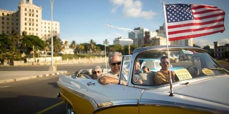 Turistas estadounidenses en La Habana, ¿sueño posible?
