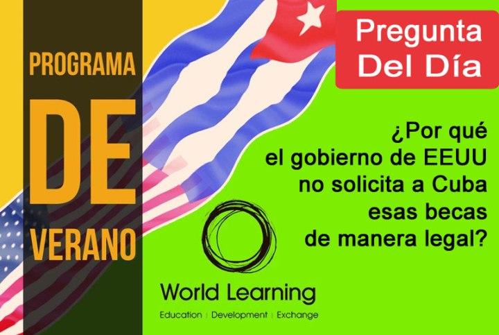 Contra estas provocaciones alzaremos nuestra voz en todas las instituciones educacionales cubanas.