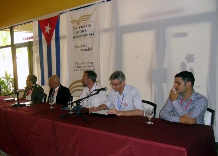 La Conferencia Científica Universidad-Sociedad se ha convertido en espacio de socialización y visibilidad de profesores e investigadores de la Universidad de Holguín.