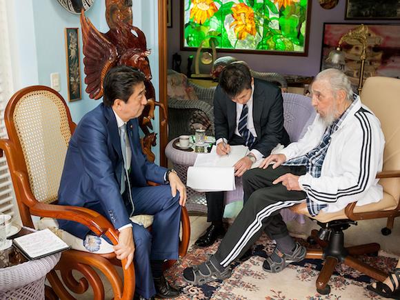 El encuentro concluyó con el deseo mutuo y la seguridad de que la visita fortalecerá el desarrollo de las relaciones de amistad, y la cooperación en la lucha por la salud y el bienestar de los países con menos recursos. Foto: Alex Castro