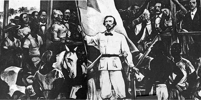La Revolución Cubana ha sido una sola desde que iniciaron nuestras luchas independentistas. Foto tomada de internet.