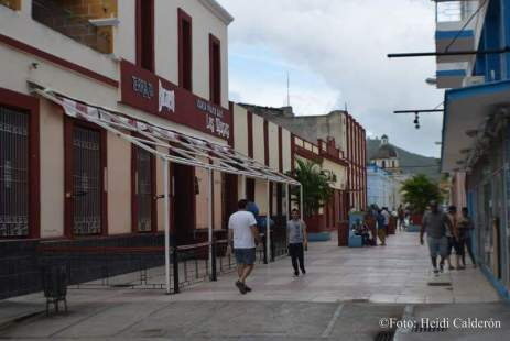 Boulevar holguinero. Foto: Heidi Calderón.