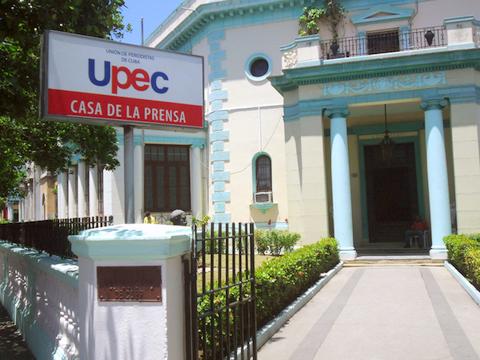 Casa de la Prensa.