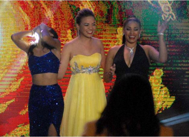 Yulaysi Miranda, ganadora de la Segunda Temporada de Sonando en Cuba. Foto tomada de Granma.