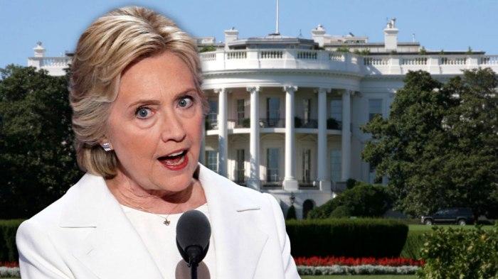 Hillary Clinton aventaja, según varias encuestas, al republicano Donald Trump en la carrera a la Casa Blanca.