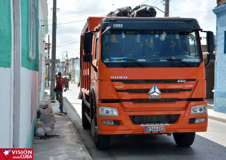 Holguín antes del paso del huracán Matthew. VDC FOTO/Luis Ernesto Ruiz Martínez.