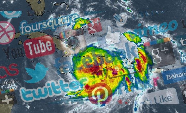 El trabajo de muchos en las redes sociales fue clave para mantenernos informados al paso de Matthew por Cuba.