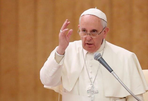 El Papa Francisco envia mensaje al Obispo de Guantánamo-Baracoa, en apoyo a los damnificados por el Huracán Matthew.