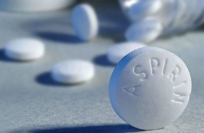 Hoy la aspirina es parte y componente de la humanidad.