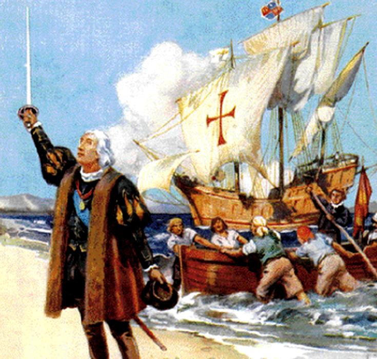 Cristóbal Colón llegó durante el otoño de 1492 a Bariay, en el nororiente cubano.
