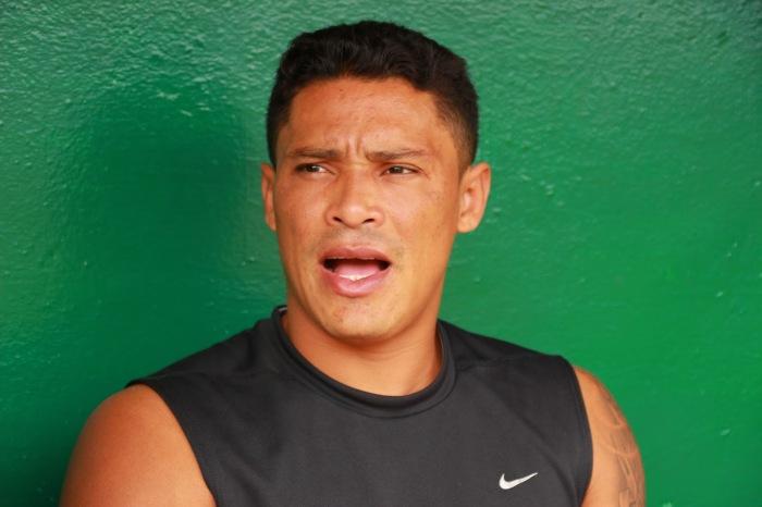 Everth Cabrera. Foto: Reynaldo Cruz