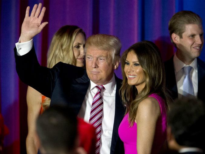 Donald Trump será desde enero el presidente de Estados Unidos.